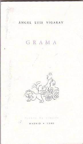 Grama ( 1977 - 1981): VIGARAY, Angel L.