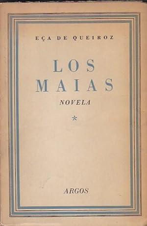 Los Maias. Tomo I: QUEIROZ, Eça de