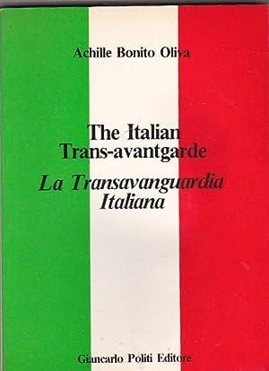 The Italian Trans-avantgarde. La Transvanguardia Italiana: BONITO OLIVA, Achille