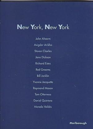 New York, New York. John Ahearn. Avigdor: CATÁLOGO