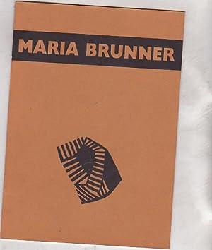 María Brunner: CATÁLOGO
