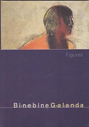 Miguel Galanda i Mahi Binebine. Figures: MARTINEZ, Rosa /