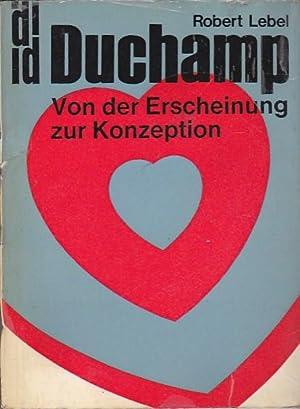 Marcel Duchamp: LEBEL, Robert