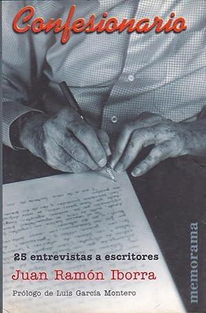 Confesionario. 25 entrevistas a escritores. Segunda parte: IBORRA, Juan Ramón