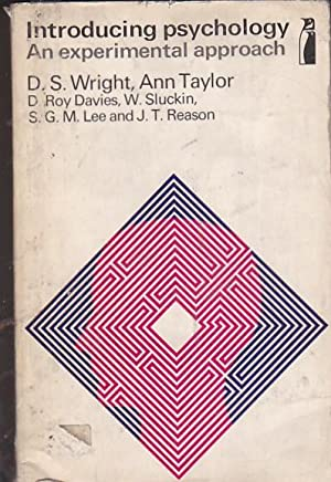 Introducing Psychology. An experimental Approach: WRIGHT, D. S.