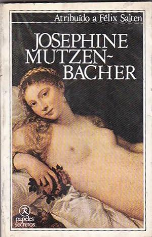 Josephine Mutzenbacher: SALTEN, Félix