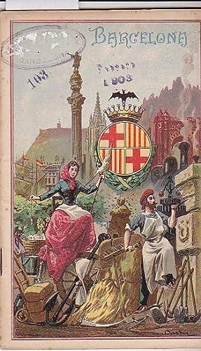 La provincia de Barcelona. Descripción físico-política