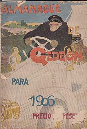 Almanaque de Gedeón para 1906