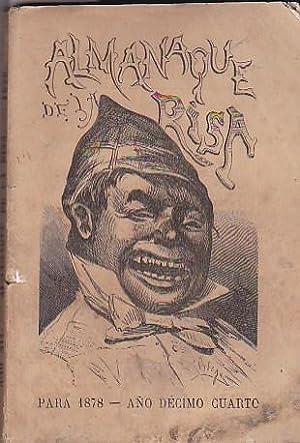 Almanaque de la risa para 1878: VARIOS AUTORES