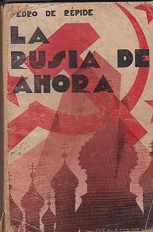 La Rusia de ahora: REPIDE, Pedro de