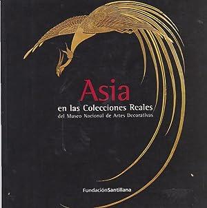 Asia en las Colecciones Reales del Museo Nacional de Artes Decorativas: ANTONA DEL VAL, Víctor