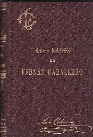 Recuerdos de Fernán Caballero: COLOMA, Luis