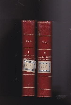 Manual de ciencia de la hacienda: FLORA, Federico