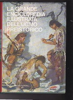 La grande enciclopedia illustrata dell uomo preistorico: JELINEK, J.