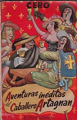 Aventuras inéditas del caballero Artagnan: CERO