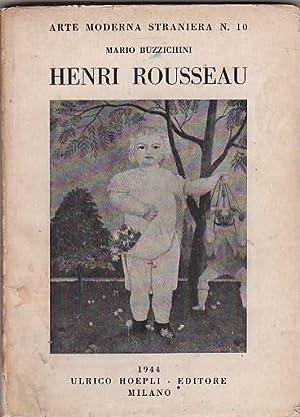 Henri Rousseau: BUZZICHINI, Mario