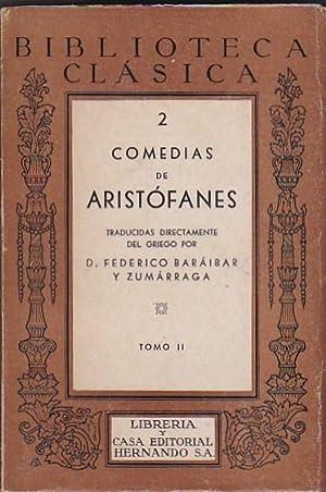 Comedias de Aristófanes. Las Avispas. La Paz.: ARISTOFANES