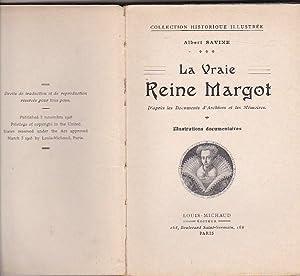 La vraie Reine Margot: SAVINE, Albert