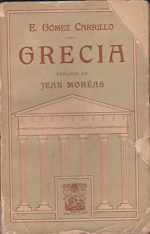 Grecia: GOMEZ CARRILLO, E.