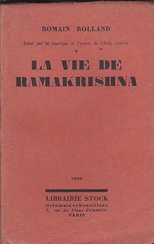 La vie de Ramakrishna: ROLLAND, Romain