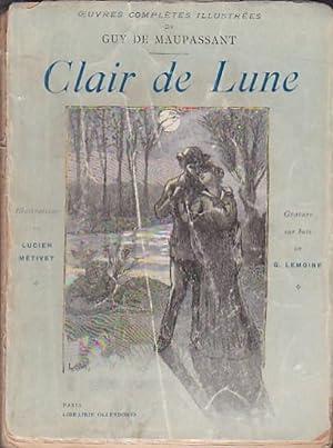 Clair de Lune: MAUPASSANT, Guy de