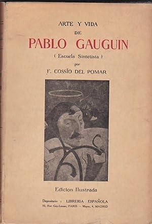 Arte y vida de Pablo Gauguin ( Escuela sintetista): COSSIO DE POMAR, F