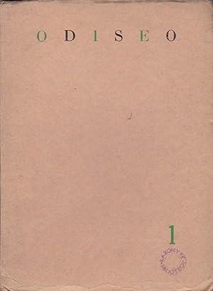 Revista literaria nº 1. Director Emmanuel Carballlo: REVISTA ODISEO