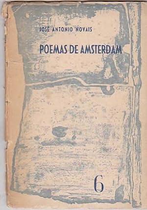 Poemas de Amsterdam: NOVAIS, Jose Antonio