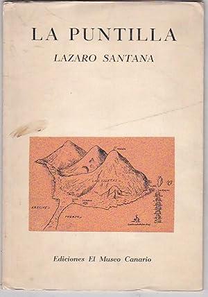La puntilla: SANTANA, Lazaro