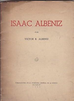 Isaac Albeniz: ALBENIZ, Victor R.
