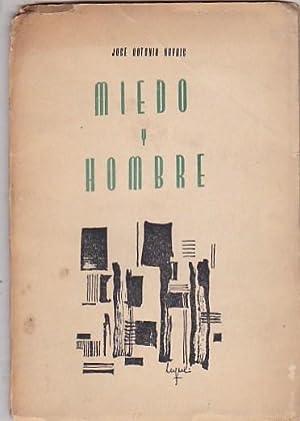 Miedo y hombre: NOVAS, José Antonio