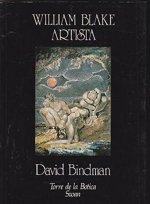 William Blake, artista: BINDMAN, David