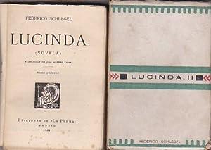 Lucinda: SCHLEGEL, Federico