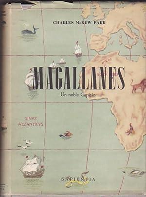 Magallanes. Un noble Capitán: MCKEW PARR, Charles