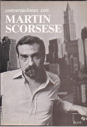 Conversaciones con Martin Scorsese: VARIOS AUTORES