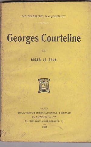 Georges Courteline: BRUN, Roger le