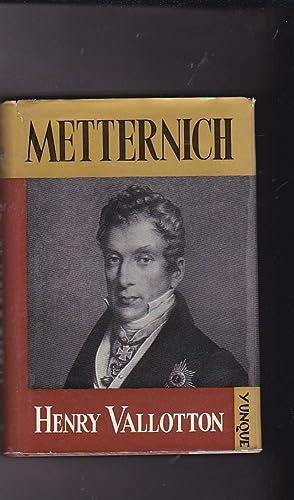Metternich: VALLOTTON, Henry