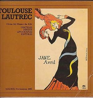 Toulouse Lautrec. Obras del Museo de Albi.: GALLEGO, Julián /