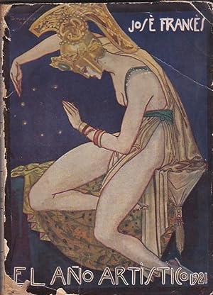 El año artístico 1921: FRANCES, José