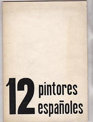 12 pintores españoles: WESTERDAHL, Eduardo / AREAN, Carlos Antonio