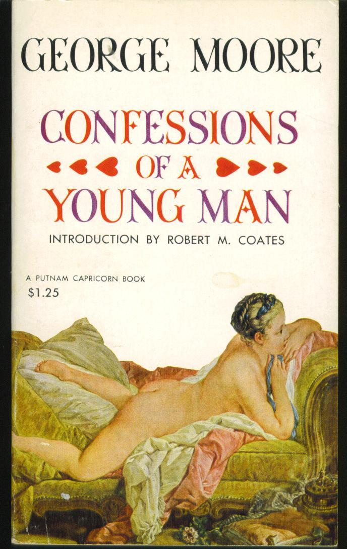 Confessions of a Young Man Moore, George