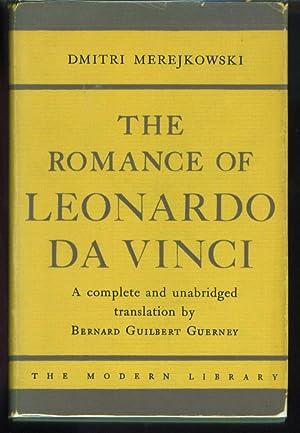 The Romance of Leonardo Da Vinci: Merejkowski, Dimitri