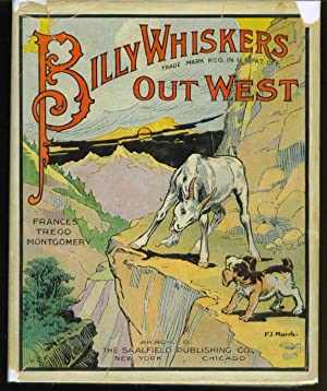 Billy Whiskers Out West: Montgomery, Frances Trego