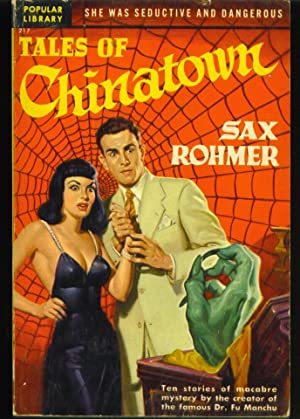 Tales of Chinatown: Rohmer, Sax