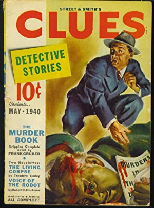 The Murder Book: Gruber, Frank