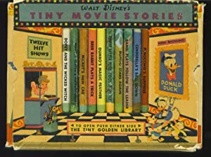 Tiny Movie Stories: Disney, Walt
