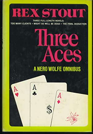 Three Aces: Stout, Rex