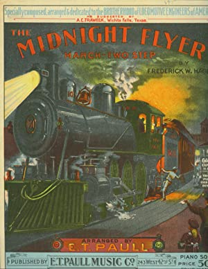 The Midnight Flyer: Hager, Frederick W.