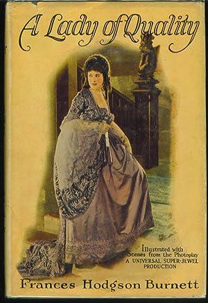 A Lady of Quality: Burnett, Frances Hodgson