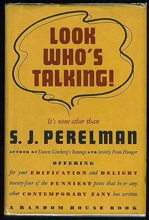 Look Who's Talking: Perelman, S. J.